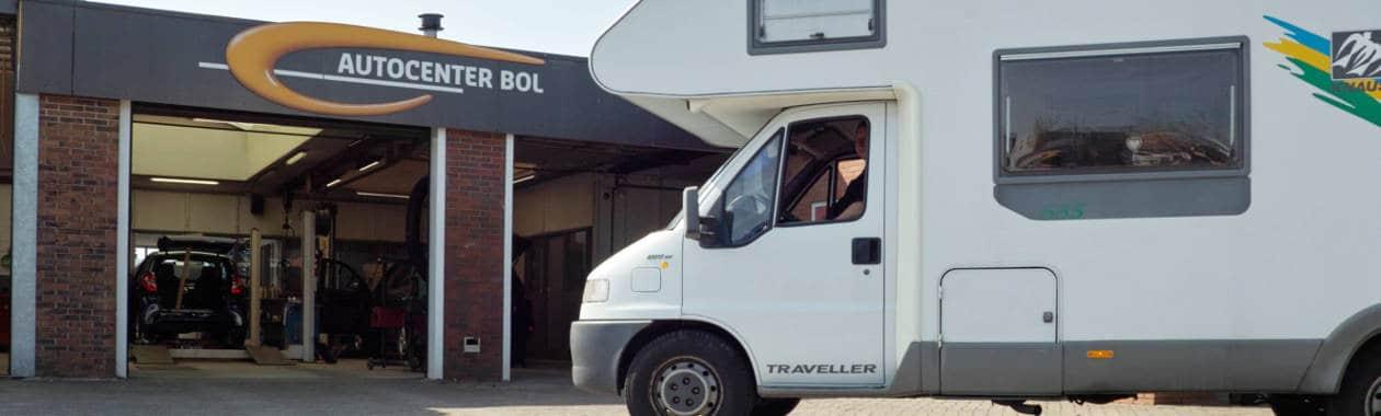 Camper onderhoud Autocenter Bol