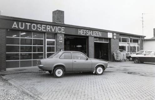 Autoservice hefshuizen 1981-83