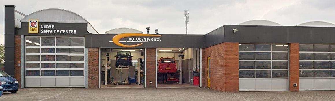 Pand Autocenter Bol garagezijde