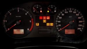 Waarschuwingslampjes dashboard