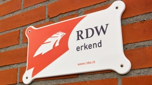 Bord RDW licentie