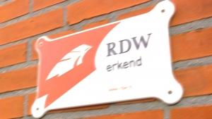 RDW erkend gevelbord